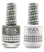 Nail Harmony - REVEAL GEL POLISH & NAIL LACQUER MATCHING DUO (#073 - 120)