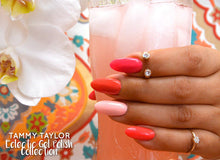 "Tammy Taylor Nails -""ECLECTIC SUMMER"" COLLECTION GEL POLISH COLORS"
