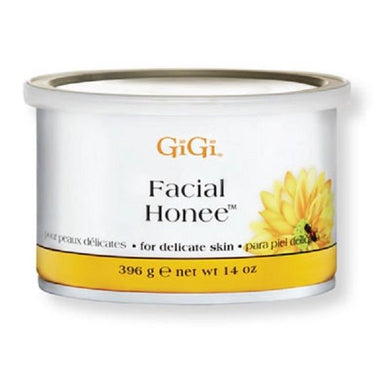 1 Jars - GiGi -  Facial Honee Wax 14oz/396g