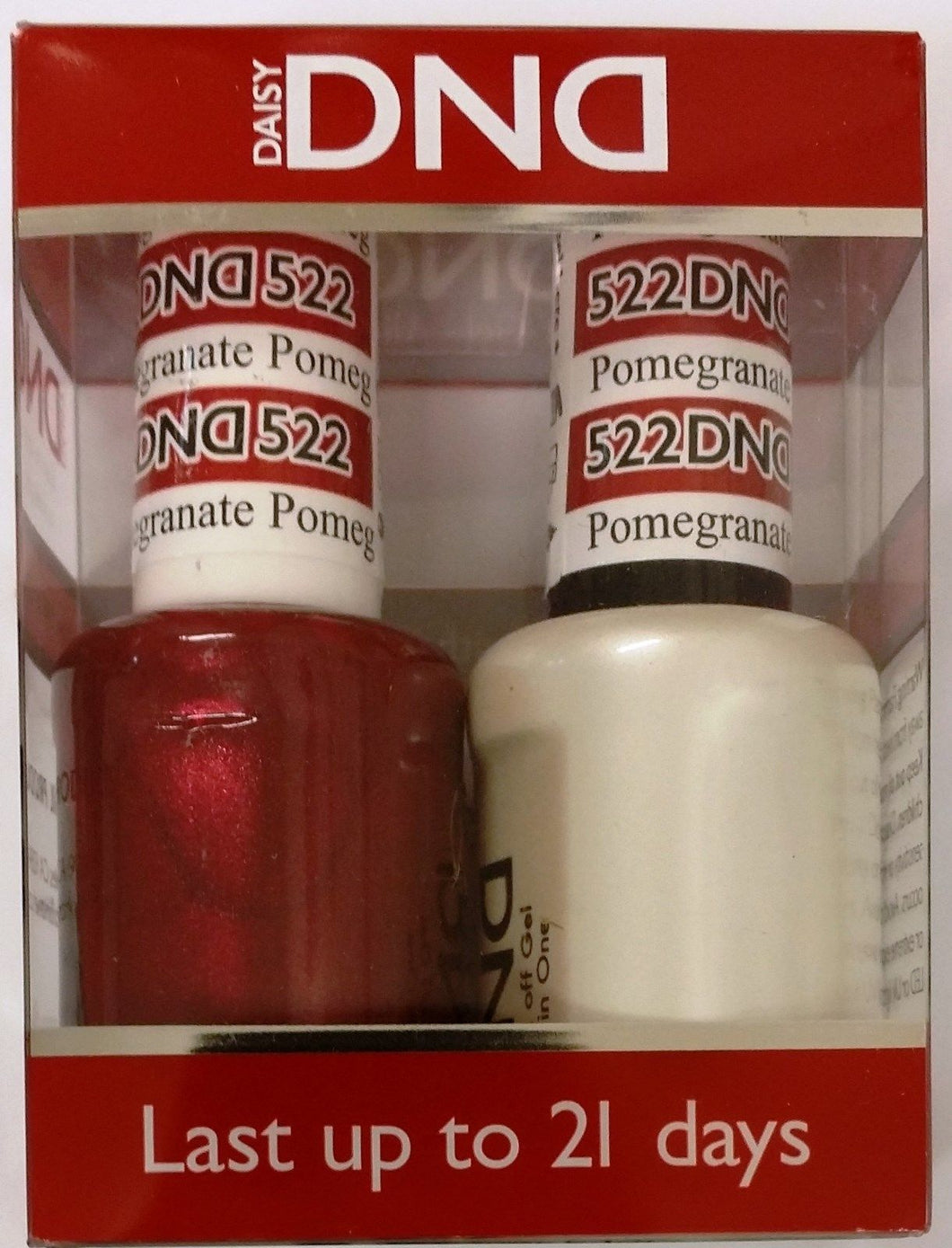 Daisy Dnd Duo Gel Matching Nail Polish Set 522 To 545 Choose You Four Seasons Beauty