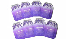 2 Packs of NEW YORK VOESH - Pedicure Spa Set 4-in-1 Salt+Scrub+ Masque+ Massage Lotion