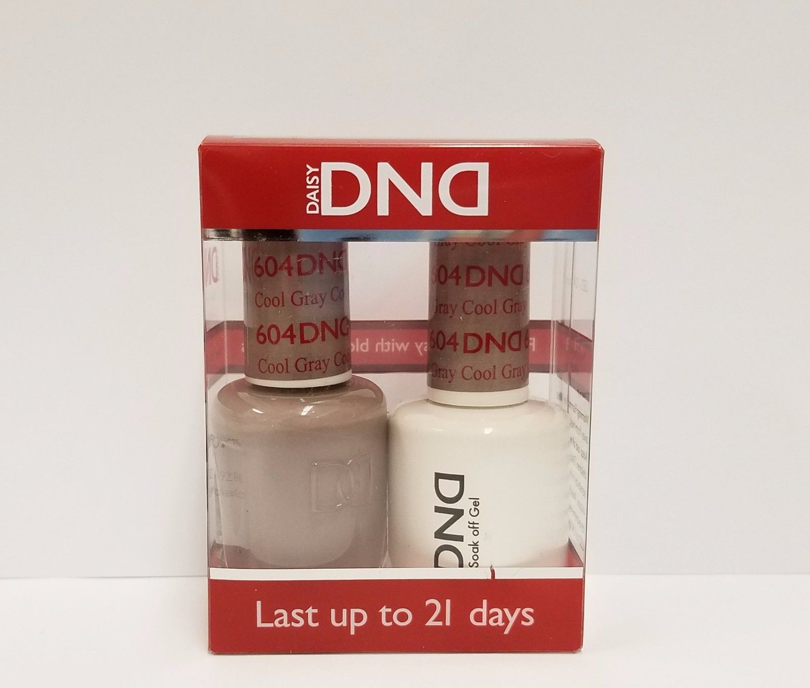 Dnd Duo Gel Matching Nail Polish Set 587 To 621 Choose Your Colo Four Seasons Beauty
