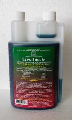 Isabel Cristina Let's Touch Salon Disinfection - 32oz