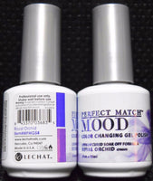 2017 LeChat Soak Off Gel Mood Changing  Colors (#49 - #60) - Choose Your Colors