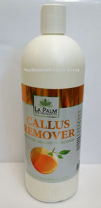 La Palm Callus Remover - Orange Tangerine Zest - 32oz (Made in USA)