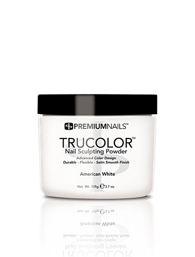 PREMIUMNAILS TRUCOLOR SCULPTING  NAIL ACRYLIC POWDER - 3.7oz/105g