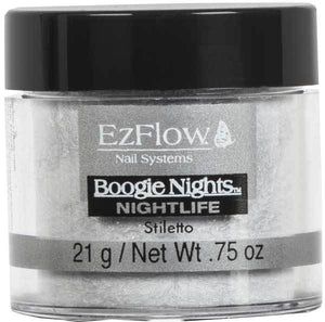 "EzFlow Boogie Nights Acrylic Glitter Powder ""Walk of Fame""  - Choose your Colors"