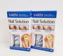 Pack of  2 - VARISI NAIL SOLUTION For Nail Fungus - 0.5oz/15ml