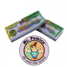 Mr. Pumice Bar - ULTIMATE 2 IN 1 (Extra COARSE Purple/ MEDIUM Lavender)