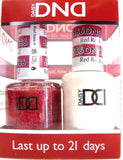 DND Duo - Soak Off GEL + MATCHING Nail Polish Colors SET - Choose Your Colors