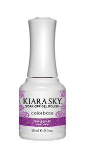 Kiara Sky Professional - Soak-off Gel Polish (401- 443)