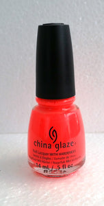 China Glaze Nail Polish Lacquer Pool Party (80945) 0.5floz