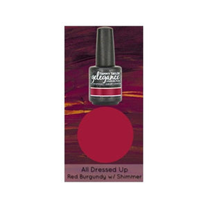 44326499f3c ... Nails - Manicure   Pedicure UV LED SOAK-OFF GEL POLISH. Red Burgundy  w shimmer