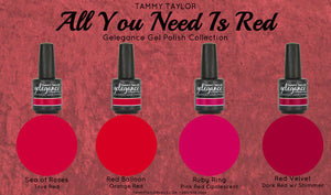 "ALL YOU NEED IS RED"" COLLECTION"