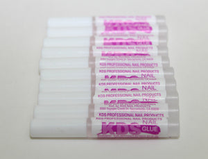 KDS NAIL GLUE Adhesives Bond Acrylic Tips - 10 ct