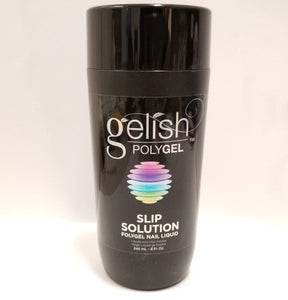 Harmony Gelish Polygel SLIP SOLUTION 4oz / 8oz (You Choose Size)