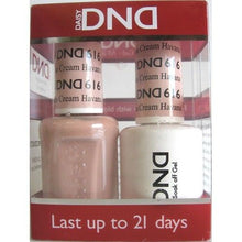 DND Duo GEL + MATCHING Nail Polish SET (587 to 621) - Choose Your Colors