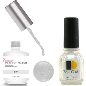 LeChat Perfect Match Duo Soak-Gelcolor + Matching Polish -Part #1 (PMS01 -MPs30)