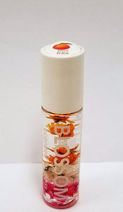 Blossom - Scented ROLL ON LIP GLOSS - Infused with real Flowers