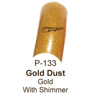 Gold with shimmer
