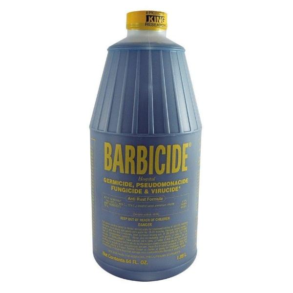 BARBICIDE Hospital Germicide Virucide Anti-Rust Formula - 64oz Size
