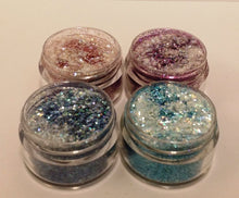 "Tammy Taylor -""Just Add Glitter"" Collection-  Glitters 1oz Jar X 4"