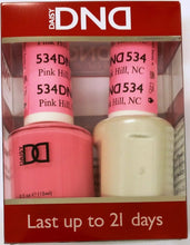 DND Duo GEL + MATCHING Nail Polish SET (522 to 545) - Choose Your Colors