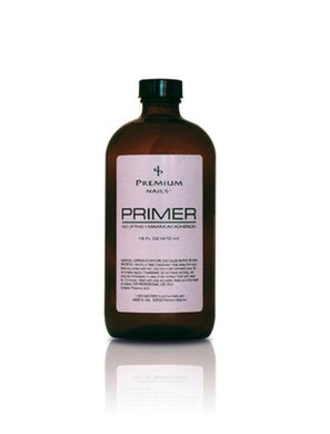 PREMIUMNAILS - Acrylic Nail PRIMER For Manicure Powder (16 fl. oz/473ml)