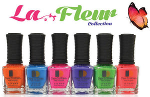 "LECHAT Dare to Wear Nail Polish - ""LA FLEUR"" Collection (6 Colors)"