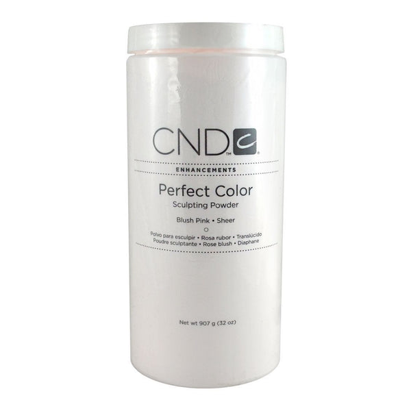 32 oz CND Perfect Color Sculpting Powder - Pink