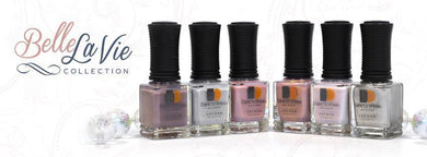 LeChat Dare to wear - Nail Polish - Belle La Vie Collection - 6 bottles