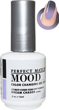 LeChat Mood Changing Gel Nail Polish 6 Colors Set (MG37 - MG42)