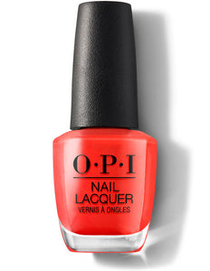 O.P.I Nail Lacquer  0.5 fl oz/15ml - A Good Man-darin is Hard to Find