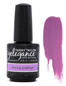 .Tammy Taylor Nails - Manicure & Pedicure UV/LED Gelegance soak off gel Color - Free Domestic Shipping