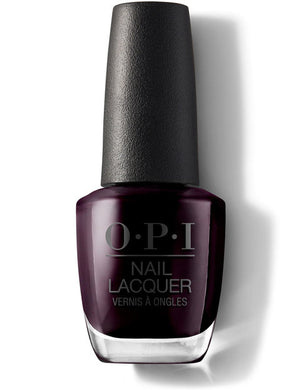 O.P.I Nail Lacquer  0.5 fl oz/15ml - Black Cherry Chutney