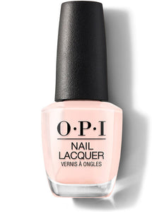 O.P.I Nail Lacquer  0.5 fl oz/15ml - Bubble Bath