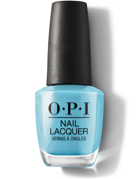 O.P.I Nail Lacquer  0.5 fl oz/15ml - Can't Find My Czechbook