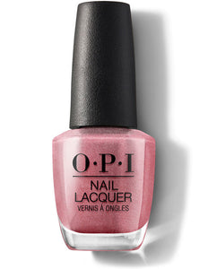 O.P.I Nail Lacquer  0.5 fl oz/15ml - Chicago Champagne Toast