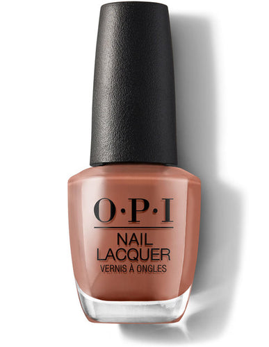 O.P.I Nail Lacquer  0.5 fl oz/15ml - Chocolate Moose