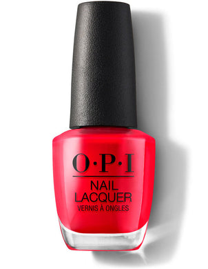 O.P.I Nail Lacquer  0.5 fl oz/15ml - Coca Cola Red