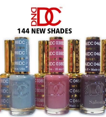 All DND DC 144 Colors  (FREE SHIPPING)