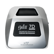 .Gel II® 7D – Cordless Rechargeable Lamp Diamond Edition