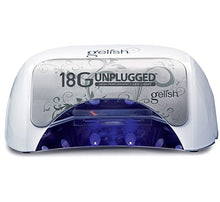 .Gelish 18G Unplugged LED Lamp with Comfort Cure Cordless