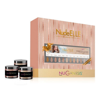 .NUGENESIS - Dipping Powder NudeElle Collection 12 Colors
