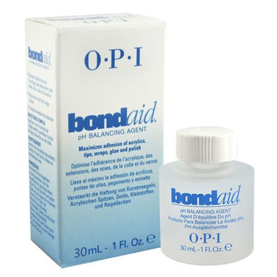 OPI Nail Prep BondAid Bond Aid Dehydrator - 1oz/30mL