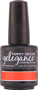 Tammy Taylor Nails - LIVING CORAL COLLECTION - 4 Soak off Gel Colors