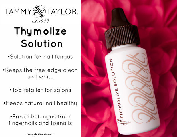 Tammy Taylor Thymolize Fungus Solution 1oz/30ml