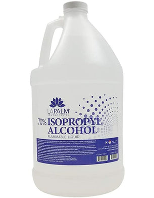 .Lapalm - Alcohol 70% Gallon size - PICK UP ONLY! LIMIT 4 Per customer