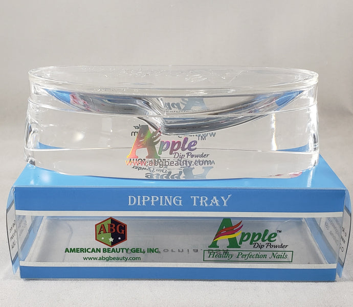 Apple Dipping powder FRENCH SALON PRO  Dipping Tray