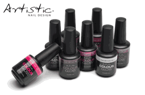 Artistic Colour Gloss  - Soak off Gel Colors - (Continue)